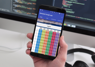 BellaDati Android Mobile Block for Tables