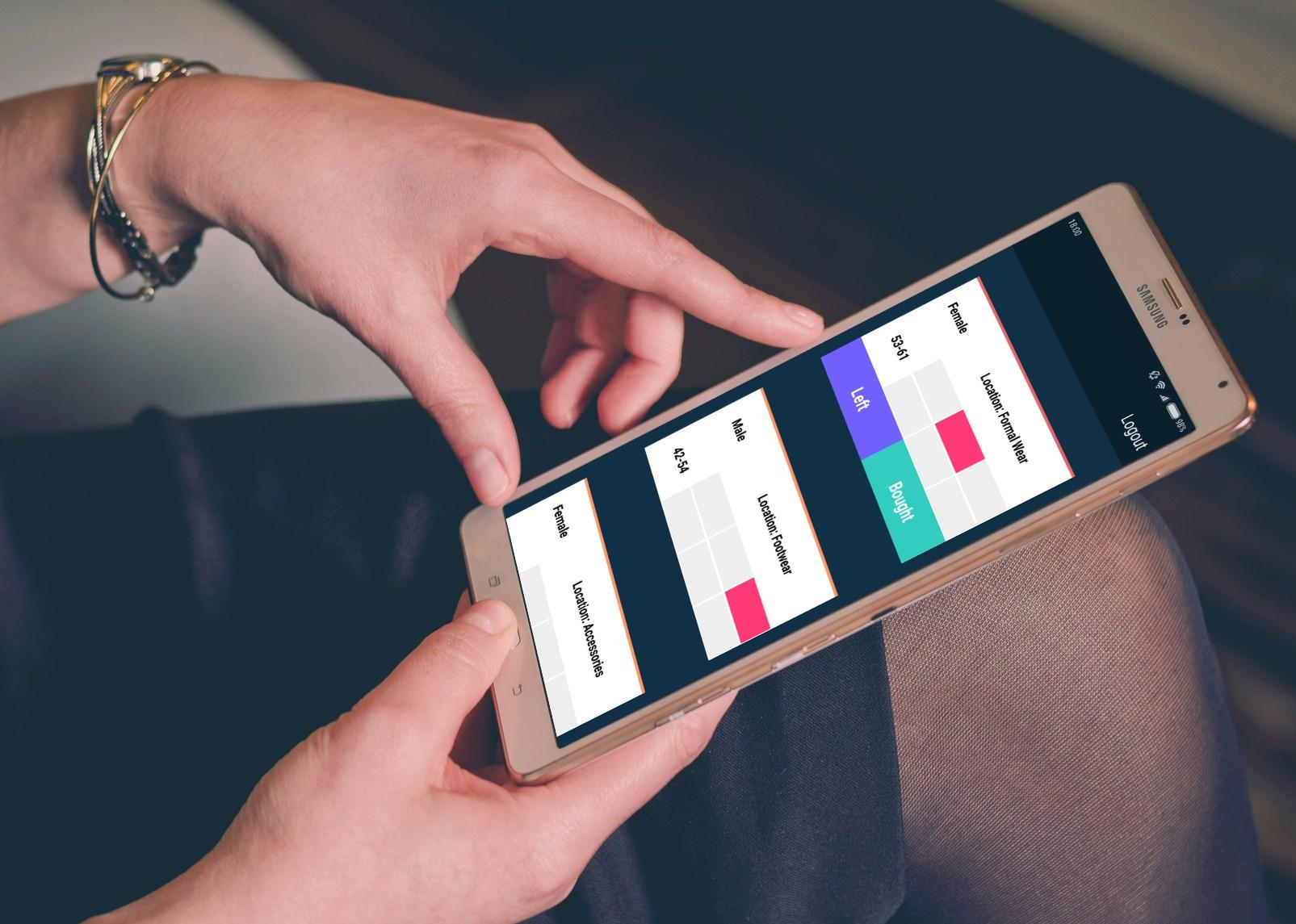 BellaDati Android App for Retail