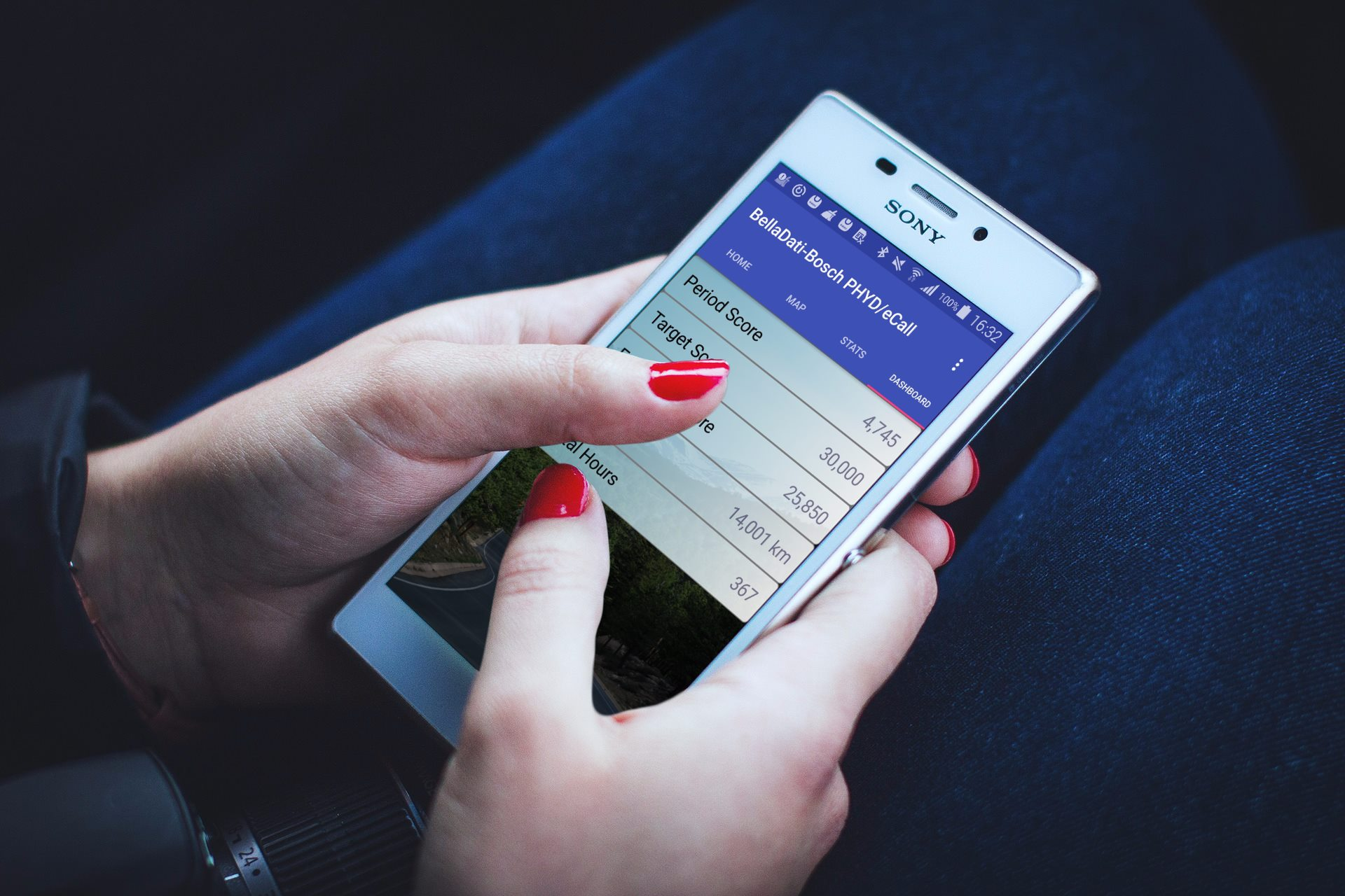 BellaDati Android Mobile App - Order and Pay